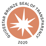 2020 Seal of Transparency Bronze Seal